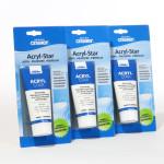 Acrylstar für die professionelle Reinigung