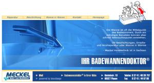 Reparatur von Acryl und Emaile Partner der Badewannenreparatur.de